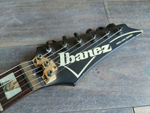 1985 Ibanez Japan Pro Line PL1450 Vintage Electric Guitar (Black)