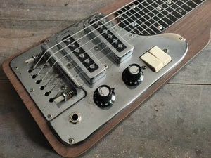 1960's Teisco Japan Model DB-2 6-String Lap Steel Slide Guitar