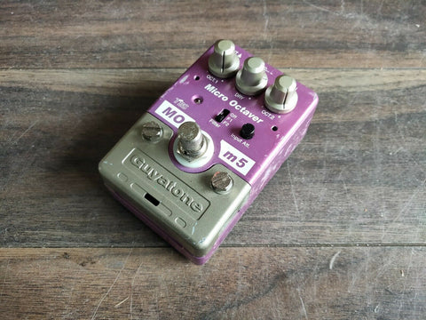 Guyatone MOm5 Multi Octave Pedal Japan