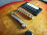 1983 Burny RLC-60 Les Paul Custom (Made in Japan) Cherry Sunburst