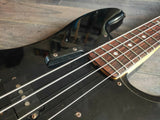 1981 Tokai Japan Hard Puncher Precision Bass (Black)