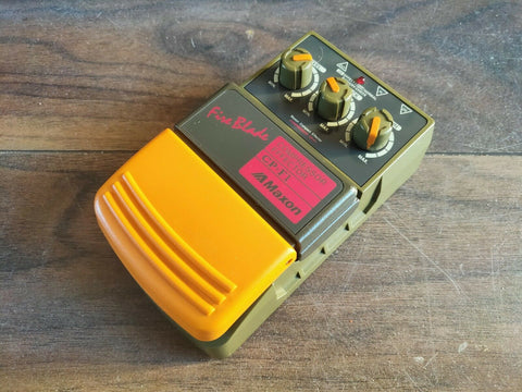1980's Maxon CP-F1 Compressor Vintage MIJ Japan Effects Pedal