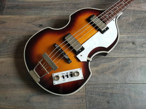 1990's Greco VB-80 Violin Beatle Bass (Made in Japan)