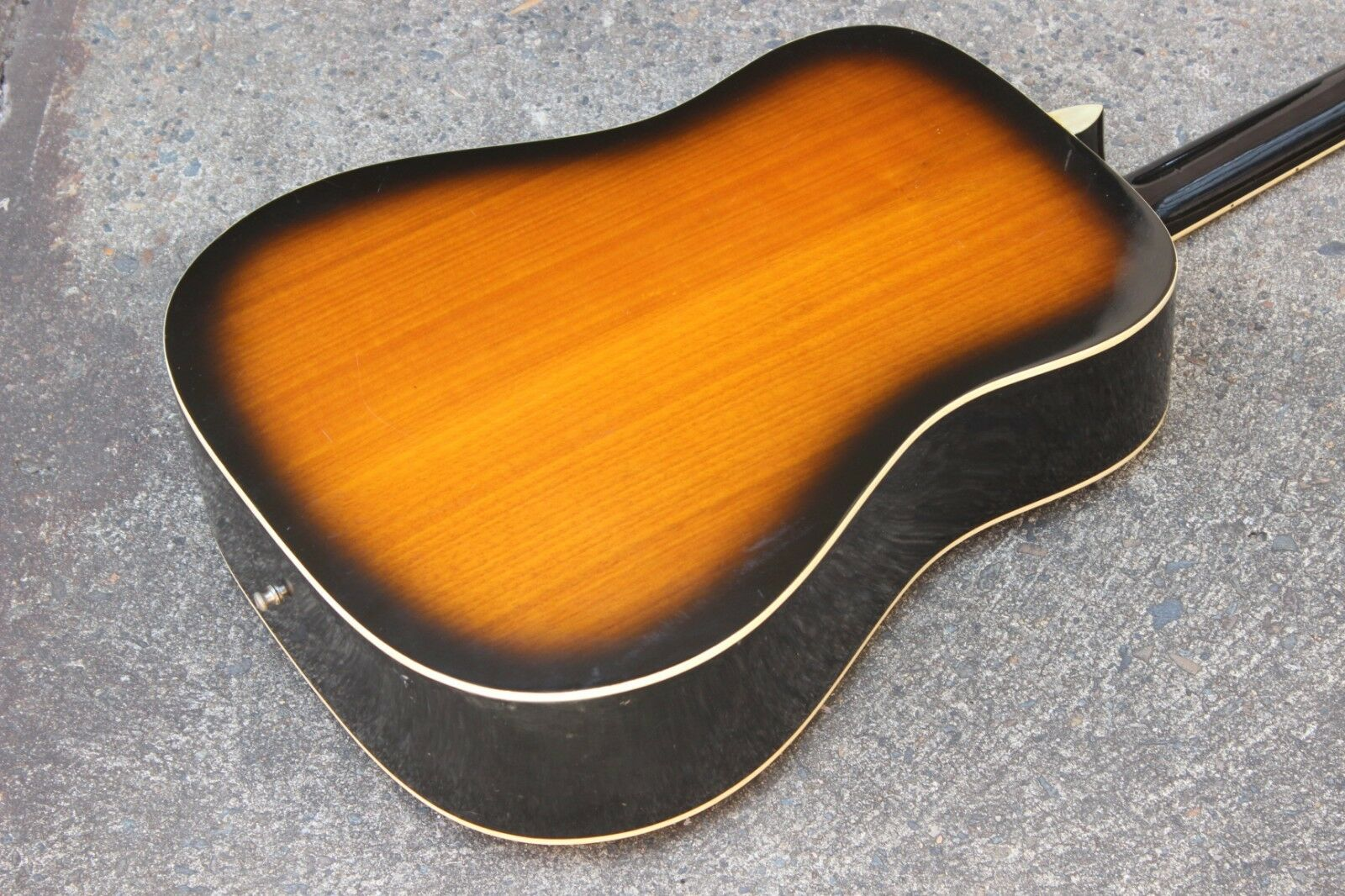 1970's Tomson TF-250B Hummingbird Vintage Acoustic (Made in Japan)