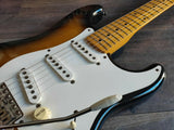 1993 Fender Japan ST54-70 '54 Reissue Stratocaster (Tobacco Sunburst)
