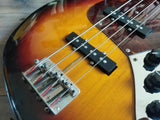 1992 Bill's Brothers Japan Excellent Jazz Bass (Sunburst)