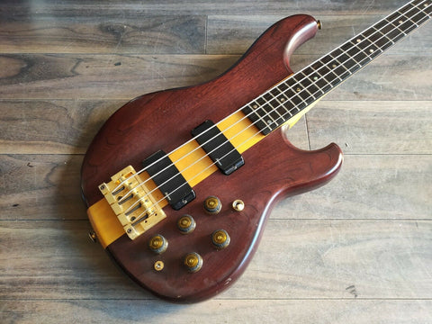 1991 Ibanez MC824 Musician Series Reissue Bass (Made in Japan)