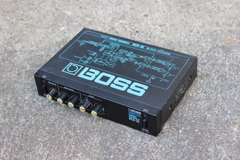 1980's Boss RCE-10 Digital Chorus MIJ Japan Vintage Effects Rack