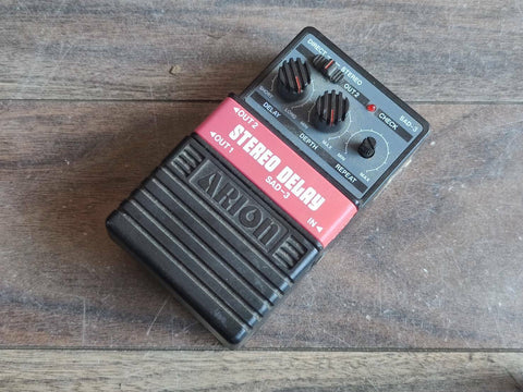 Arion SAD-3 Analog Delay Effects Pedal
