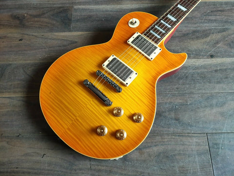 Edwards Japan Limited E-LP-125SD Les Paul Standard (Vintage Honey Burst)