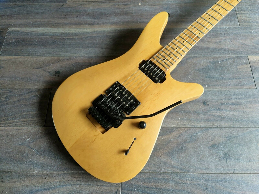 1994 Yamaha Japan MG-2S Electric Guitar (Natural)