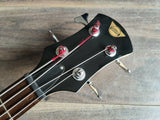 Pignose PGB-200 Travel Bass Guitar w/Onboard Speaker