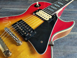 1980 Greco Japan EG-500C Les Paul Custom (Cherry Sunburst)