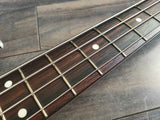 2009 Fender Japan Standard Jazz Bass MIJ (Black/Rosewood)