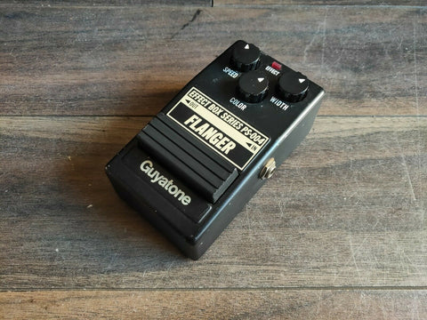 1980 Guyatone PS-004 Flanger MIJ Japan Vintage Effects Pedal