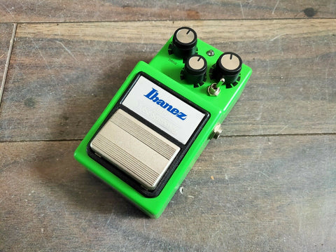 Mojo Mods Ibanez TS-9 Tubescreamer Modified Overdrive MIJ Japan Effects Pedal