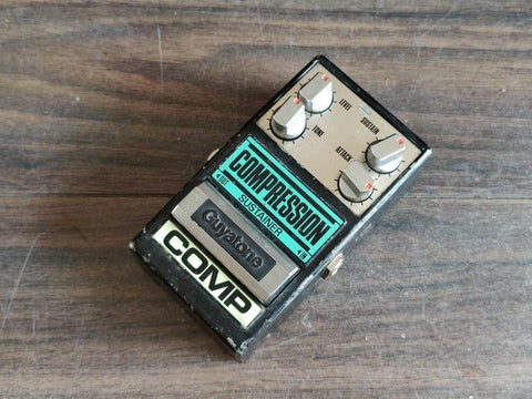 1985 Guyatone PS-010 Vintage Compressor MIJ Japan Effects Pedal