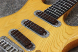 1979 Greco Japan GO II-600 Ash Stratocaster Electric Guitar (Natural)