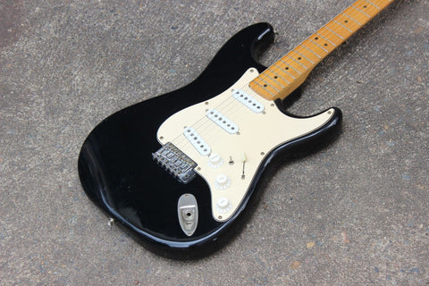 1976 Greco Super Sounds Stratocaster Japan MIJ (Black)