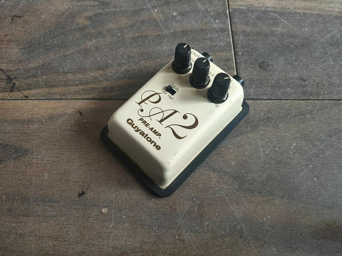 1990's Guyatone PA2 Guitar Preamp MIJ Japan Vintage Effects Pedal