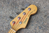 1970's Tomson Spirit Sounds Japan Precision Bass MIJ (Black)