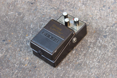 1993 Boss LM-2B Bass Limiter Vintage Effects Pedal