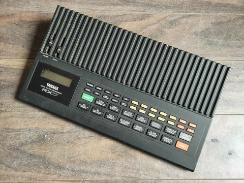 1980's Yamaha RX17 Digital Rhythm Processor Vintage Drum Machine