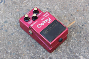 1986 Boss DM-3 Analog Delay Vintage MIJ Japan Effects Pedal