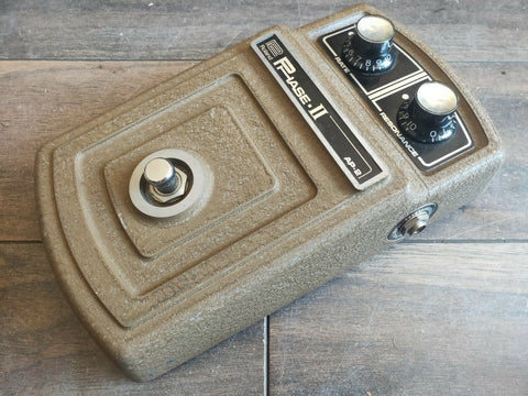 1976 Roland AP-2 Phase II MIJ Japan Vintage Effects Pedal