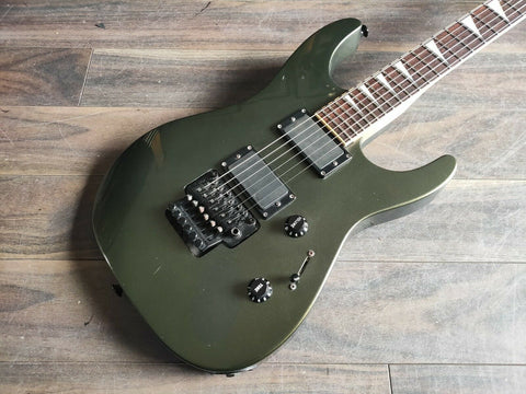 2005 Jackson Stars Japan Limited Edition DK-1 Dinky (Olive Green)