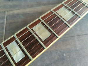 1985 Greco Japan EGC68-50 '68 Reissue Les Paul Custom (Ebony)