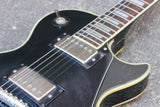 1970's Yasuki MIJ Les Paul Custom Electric Guitar (Black)