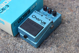 1985 Boss CE-3 Stereo Chorus MIJ Japan Vintage Effects Pedal