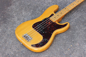 1970's Hisonus Excellent Bass Japan Precision Bass MIJ