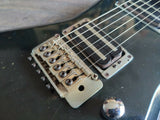 1984 Aria Pro II ZZ Deluxe Explorer Vintage Electric Guitar (Made in Japan)