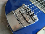2000 Aria (by Samick) Rock'n'roller RB4001 Style Bass (Blue)