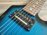 1980's Tokai Japan Super Edition Star Vintage Electric Guitar (Blueburst)