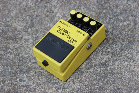 1988 Boss OD-2 Japan MIJ Turbo Overdrive Vintage Effects Pedal