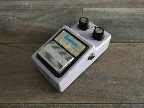1980's Ibanez CS-9 Stereo Chorus Vintage MIJ Japan Effects Pedal