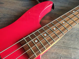 1992 Yamaha Japan RBX-550RS Special Edition Electric Bass (Red)