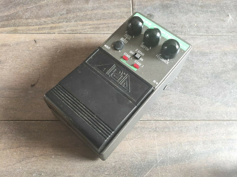 Vintage Aria PS-10 Phase Shifter Phaser MIJ Vintage Effects Pedal