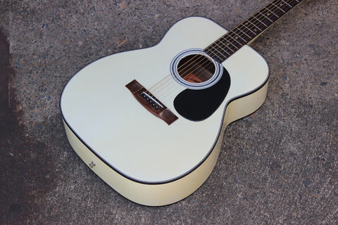 Vintage Hotta & Co Japanese MIJ Acoustic Parlor Guitar