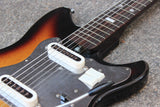 1960's Guyatone LG-65T Vintage Electric Guitar (Sunburst)