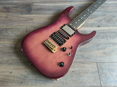 1994 Charvel Japan (by Jackson) CDS-038 HSH Superstrat