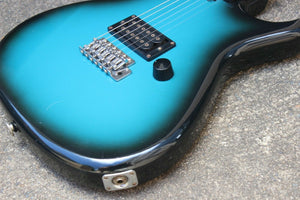 1982 Aria Pro II Inazuma-I Black Blue Sunburst MIJ (Made in Japan)
