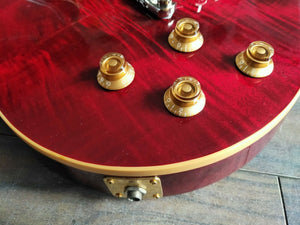 2008 Gibson USA Les Paul Standard Plus Top (Wine Red) w/Hard Case