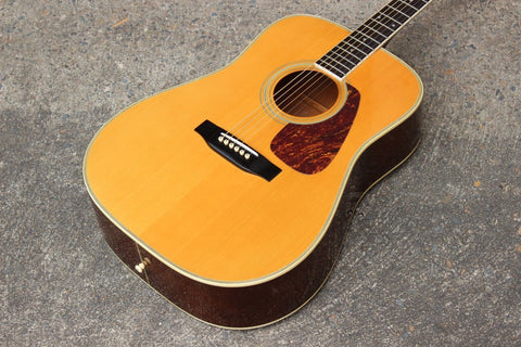 1991 ̶M̶a̶r̶t̶i̶n̶ Morris MD-512 Acoustic Guitar (Made in Japan)