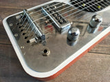 1960's Teisco Japan Model DG 6-String Lap Steel Slide Guitar