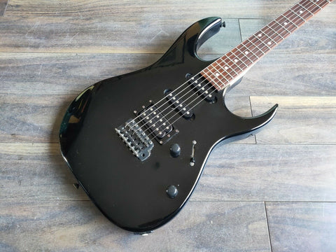 1992 Ibanez EX-140 Experimental Series RG HSS Superstrat (Made in Japan)