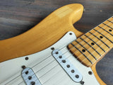 1979 Greco SE-500 Super Sounds Stratocaster Electric Guitar Japan MIJ (Natural)